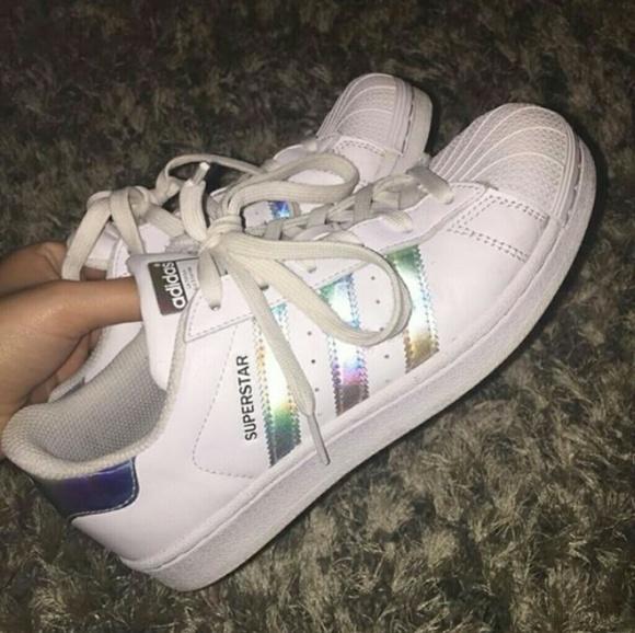 adidas Zapatos   Rare   Superstars   Rare Poshmark a40b21